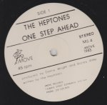 ONE STEP AHEAD - The Heptones